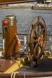 Corsa alta Liverpool della nave Fotografia Stock