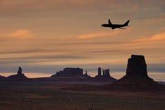 Corsa in Arizona Fotografia Stock Libera da Diritti