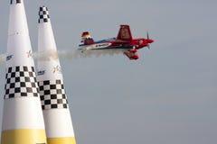 Corsa Barcellona dell'aria di Red Bull Immagini Stock