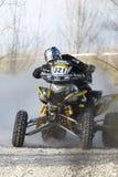 Corsa che attraversa il paese italiana di Baja - MACHACEK JOSEF Fotografia Stock Libera da Diritti