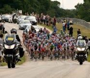 Corsa classica del ciclo di Londra Surrey Immagini Stock