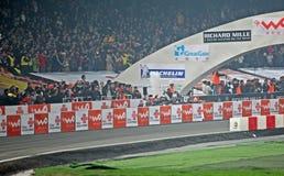 Corsa dei campioni 2009 - finale Fotografia Stock