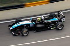 Corsa del F3 di Macau Fotografia Stock