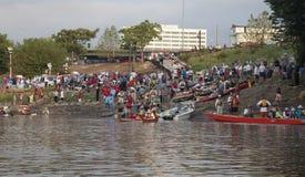 Corsa del fiume di Missouri 340 fotografia stock libera da diritti