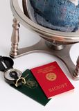 Corsa del mondo dall'Europa Orientale Fotografia Stock Libera da Diritti