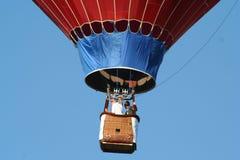 Corsa del pallone della st Louis MO della mongolfiera fotografie stock libere da diritti