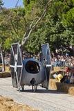 Corsa del Soapbox di Lisbona Red Bull Fotografia Stock Libera da Diritti