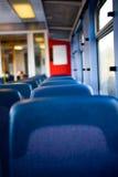 Corsa del treno Fotografie Stock Libere da Diritti