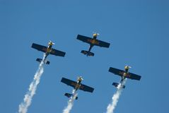 Corsa dell'aria di Red Bull Immagini Stock