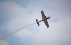Corsa dell'aria di Redbull Fotografia Stock Libera da Diritti