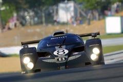 Corsa della le Mans 24h (Bentley) Fotografia Stock Libera da Diritti