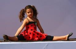 Corsa delle donne Fotografia Stock Libera da Diritti