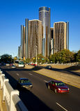 Corsa Detroit Fotografia Stock