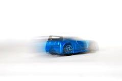 Corsa di automobile Immagine Stock Libera da Diritti