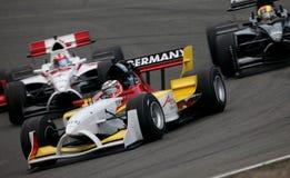 Corsa di automobile (GP A1) Fotografie Stock