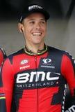 Corsa di Philippe Gilbert Equipe Team BMC Immagine Stock
