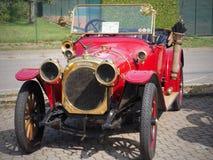 Corsa e sport storici HRADEC automobilistico KRALOVE- CECO repubblica fotografie stock