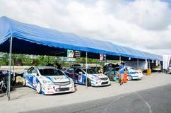 Corsa eccellente 3 di serie 2014 della Tailandia Fotografia Stock