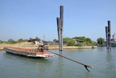 Corsa in isola tailandese in barca fotografia stock libera da diritti