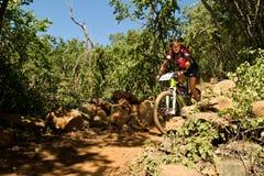Corsa provinciale centrale di Gauteng intorno a 1 Immagine Stock