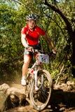Corsa provinciale centrale di Gauteng intorno a 1 Immagini Stock