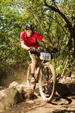 Corsa provinciale centrale di Gauteng intorno a 1 Fotografie Stock