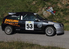 Corsa Rover 1400 van Vetturada Stock Fotografie