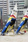 Corsa Yachting immagine stock libera da diritti