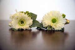 Corsage close up Royalty Free Stock Photography
