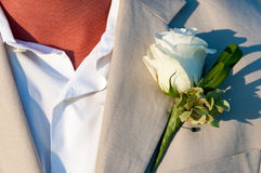Corsage Royalty Free Stock Images