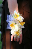 Corsage Vertical View Royalty Free Stock Photography