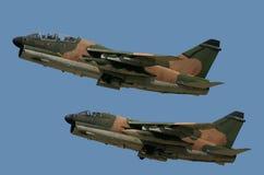 Corsair A-7 Fotos de Stock Royalty Free
