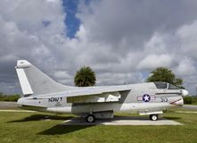 Corsair II Jet Royalty Free Stock Photos