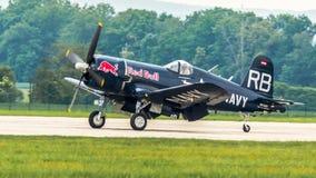 Corsaire de Red Bull Photos stock