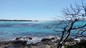 Corse пляжа Стоковые Фотографии RF