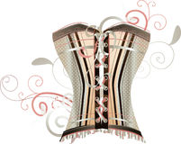 Corset Royalty Free Stock Photo