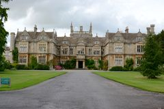 Corsham Court Stock Photo