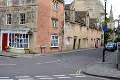 Corsham town centre Stock Image