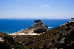 Corsica. An image representative of the island french. corsica Royalty Free Stock Images