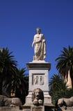 Corsica Ajaccio Statue of Napoleon Stock Image