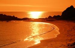 Corsica beach Royalty Free Stock Photography