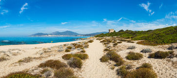Corsica beach. Photo of Corsica beach, France stock photo