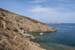 Corsica, Corse, Cap Corse, Upper Corse, France, Europe, island Royalty Free Stock Images