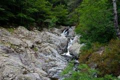 Corsica, Cascades des Anglais Stock Photos