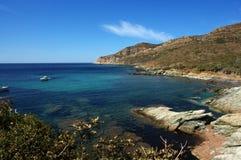 Corsica coast Stock Photos