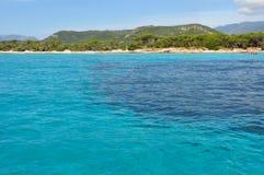 Corsica coast Stock Image