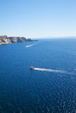 Corsica coast, France. Royalty Free Stock Photos