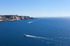 Corsica coast, France. Stock Image
