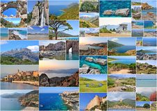 Corsica Royalty Free Stock Photography
