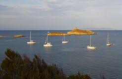 Corsica, Corse, Cap Corse, Upper Corse, France, Europe, island Stock Images